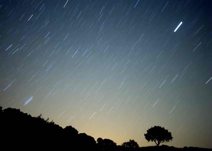 Самый сильный метеоритный дождь пройдёт в мае