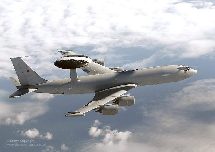 На границе с Украиной будут патрулировать самолёты НАТО