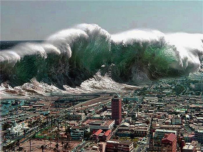 В Японии протестировали приложение для смартфона, позволяющее найти убежище от цунами