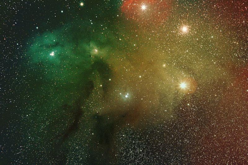 Жёлтого супергиганта обнаружили французские астрономы