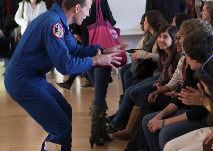 В США открывается первая частная школа астронавтов
