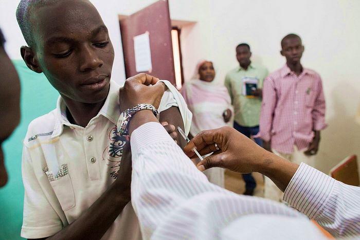 В Гвинее от неизвестной лихорадки умерли 23 человека