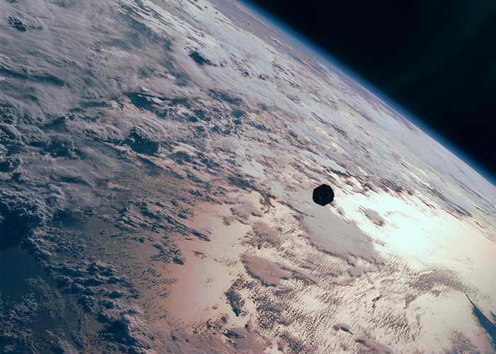 Телекоммуникационный спутник. Фото: NASA/flickr.com