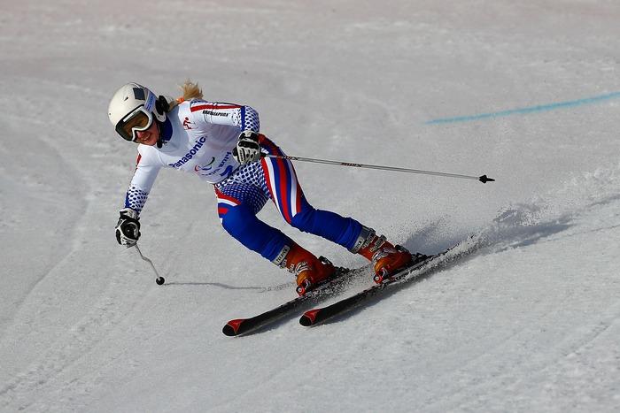 Российская спортсменка стала серебряной призёркой в скоростном спуске