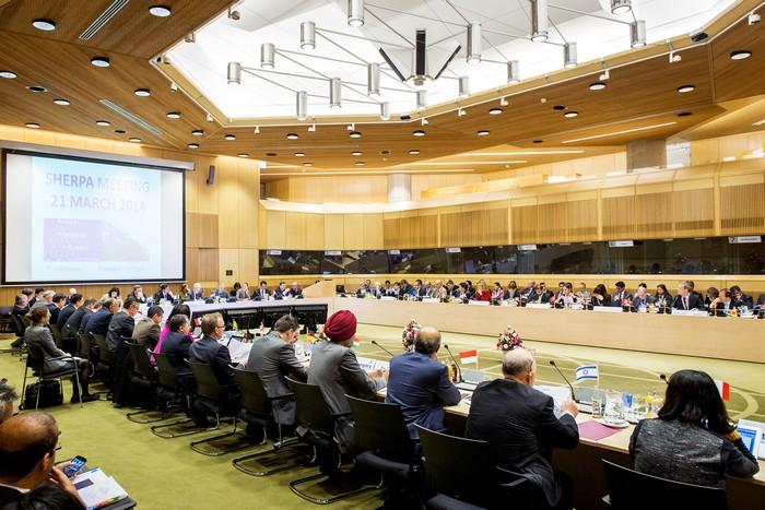 В Нидерландах открывается саммит по ядерной безопасности