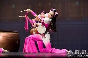 Лян Шихуа, танец