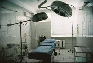 Операционная. Фото из интернета