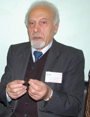 Ученый-историк, писатель Аким Арменакович Арутюнов. Фото: Великая Эпоха