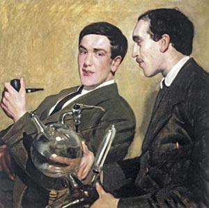И в абсолютно тоталитарном государстве возможны гениальные научные достижения. Чему пример – жизнь и творчество нобелевских лауреатов Николая Семенова и Петра Капицы.