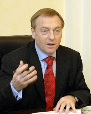Министр юстиции Украины Александр Лавринович. Фото: minjust.gov.ua