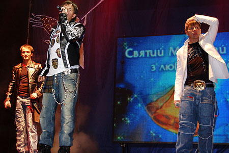 фото: группа Х-Рresidents. Владимир Бородин/Великая Эпоха