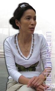 Гонконгская бизнес-вумен Сюй Миньфэнь (Xu Min Fen). Фото: Великая Эпоха