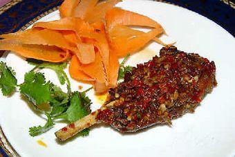 Мясо по синцзянски. Фото: aboluowang.com