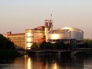 Здание Европейского суда по правам человека. Фото: gwu.edu