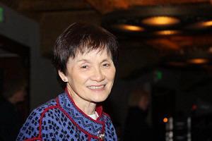 На Эвелин Хоей большое впечатление произвел китайский балет, который она нашла