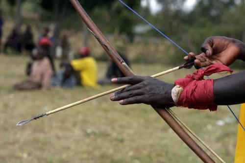 Жизнь кенийских беженцев. Фото: Paula Bronstein/Getty Images