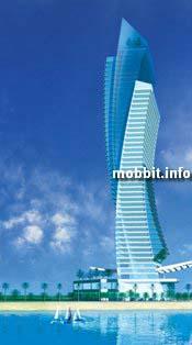 Al Jawhara tower Jeddah – небоскреб находится на западном побережье Саудовской Аравии. Фото с сайта Mobbit.info