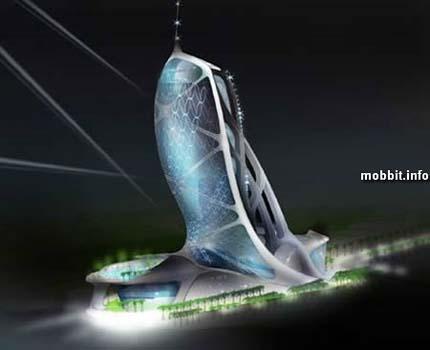 Подводная гостиница Hydropolis в Дубае. Фото с сайта Mobbit.info