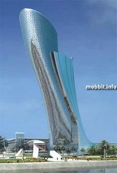 Этот выставочный центр откроется в Абу-Даби в 2008-м году. Когда его строительство будет полностью завершено, он станет самым большим выставочным центром Среднего Востока. Фото с сайта Mobbit.info