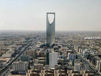 Riyad Kingdom Center – находится в столице Саудовской Аравии и является в каком-то смысле ее лицом. Фото с сайта Mobbit.info