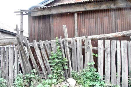 Кварталы, где проживает беднота. Трущобы Поднебесной. г. Суйфэньхэ. Фото: Нелли Родионова/Великая Эпоха