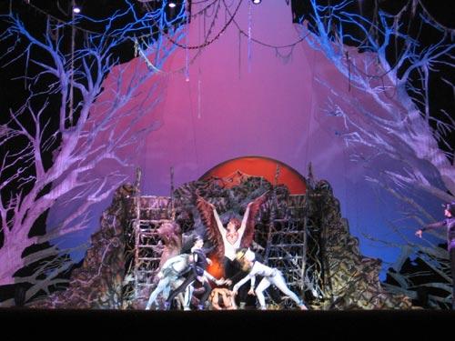 Трагическая часть балета -  человек уходит к людям. Фото: Наталья Леонова/Великая Эпоха