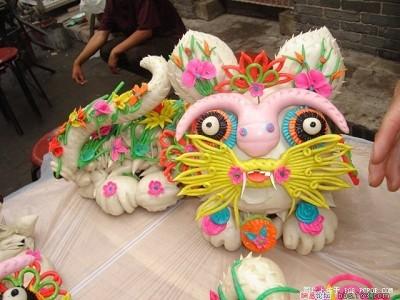 Настоящие китайские пампушеки. Фото из интернета
