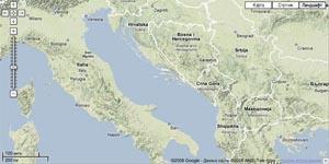 В Адриатическом море формируются новые острова. Фото с сайта Cybersecurity.ru