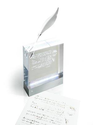 Устройство Plume. Фото: Nec.co.jp