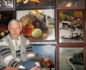 Андрей Ковалевский в студии