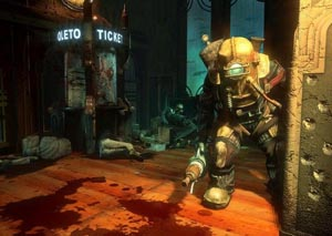 Кадр из компьютерной игры S.T.A.L.K.E.R. Фото с сайта 24.ua
