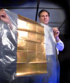 Солнечные панели с КПД 80%, работающие даже ночью. Фото: inl.gov