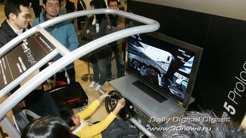 Тайбейский Автосалон 2008. Фото: 3dnews.ru