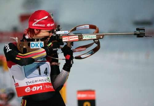 В Оберхофе (Германия) стартовал четвертый этап Кубка мира. Фото: Christof Koepsel/Bongarts/Getty Images