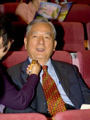 Бывший мэр Тайбэя и почетный председатель Тайбэйского олимпийского комитета Хуан Та-Чоу  Фото: У Бо-Хуа/Великая Эпоха