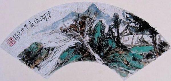 Китайский веер. Фото: secretchina.com