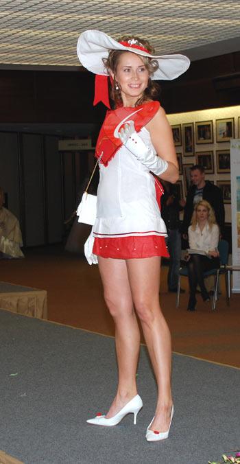 Олеся Салихова, Казань. Фото: Юлия Цигун/Великая Эпоха
