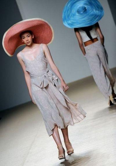 Неделя Моды в Бангкоке (Таиланд). Фото: АFP