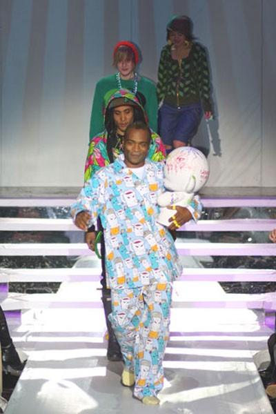 Неделя моды LOreal в Торонто. Коллекция от KidRobot. Фото: Сунь Тайли/The Epoch Times