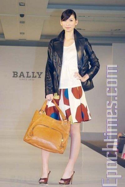 Коллекции BALLY, сезон весна-лето 2008. Фото: Хуан Зунмао/The Epoch Times