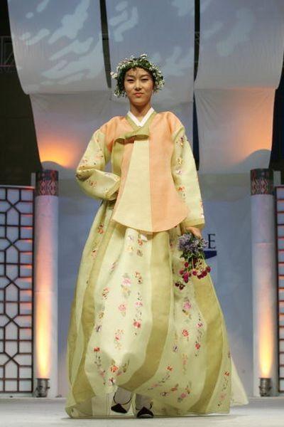 Традиционный Корейский Костюм