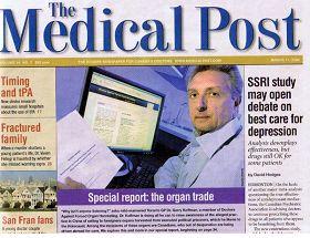11 марта 2008 года в самом влиятельном журнале Канады