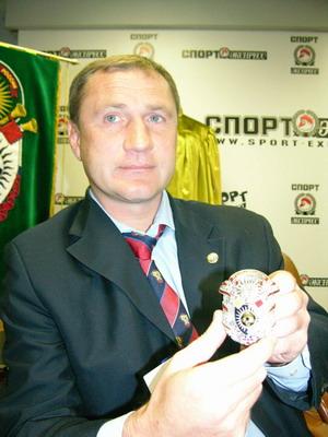 Игорь Захаров. Фото автора