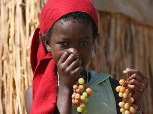 Намибия. Африка. Фото: Семен Павлюк