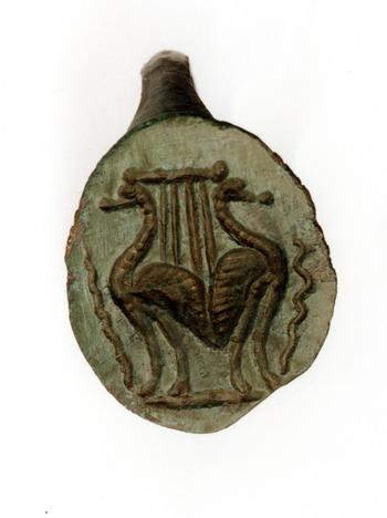 Экспонат Иерусалимского музея