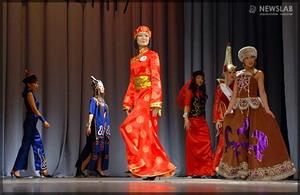Ежегодный конкурс красоты Мисс Азия Санкт-Петербург. Фото предоставлено МО