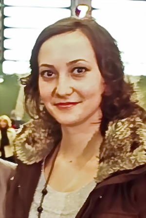 Ассистент департамента культуры посольства Перу Маргарита Барбакастро говорит, что шоу полностью изменило ее расположение духа. Фото: Цзяньсинь/Великая Эпоха