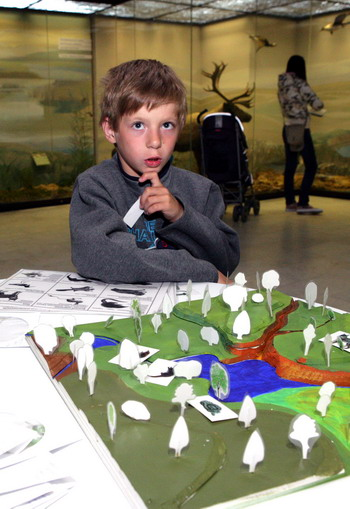 Государственный Дарвиновский музей представляет два праздника в один день Международный день защиты детей Всемирный день охраны окружающей среды. Фото предоставленно Дарвиновским музеем