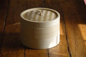 Пароварка из бамбука. Фото: Мартин Мёрфи/Великая Эпоха