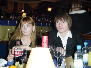Дмитрий Лоськов с супругой. Фото: Николай Зуев